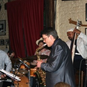 Che Guevara Jazz и Ник Шеффер-4